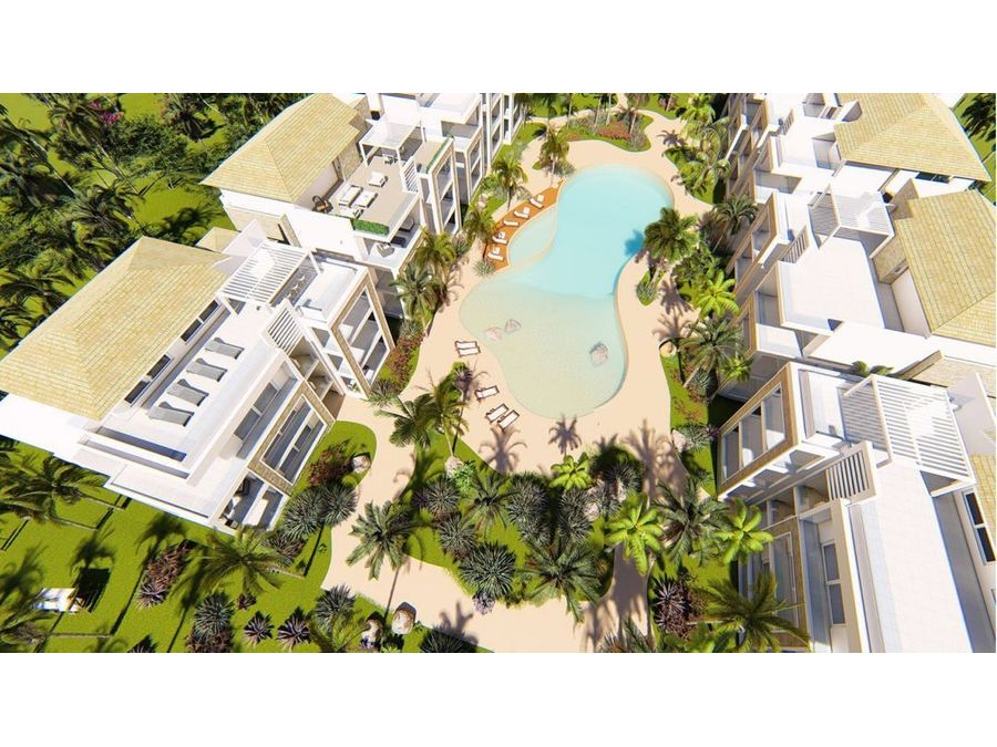 aqua esmeralda bayahibe apartamentos en la playa