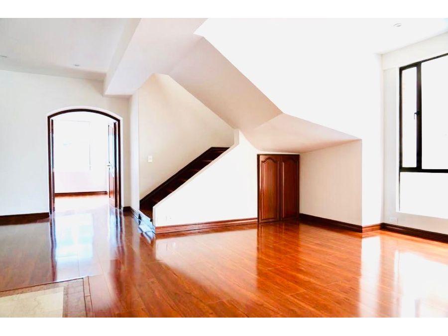 arriendo o venta apto duplex calle 93 bogota