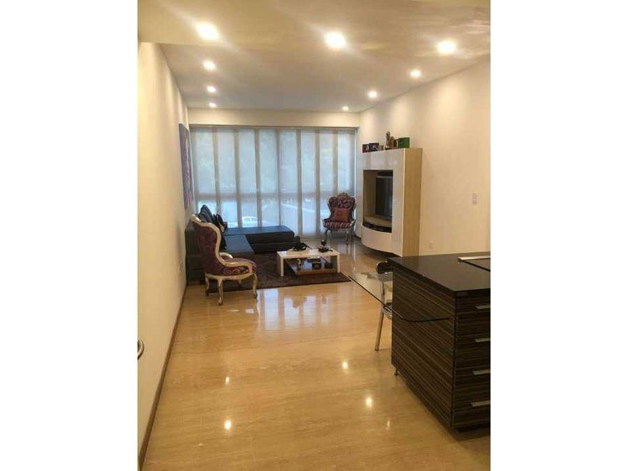 precioso apartamento en venta en campo alegre
