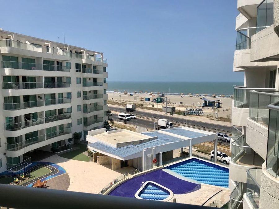 vendo apartamento frente al mar en cielo mar
