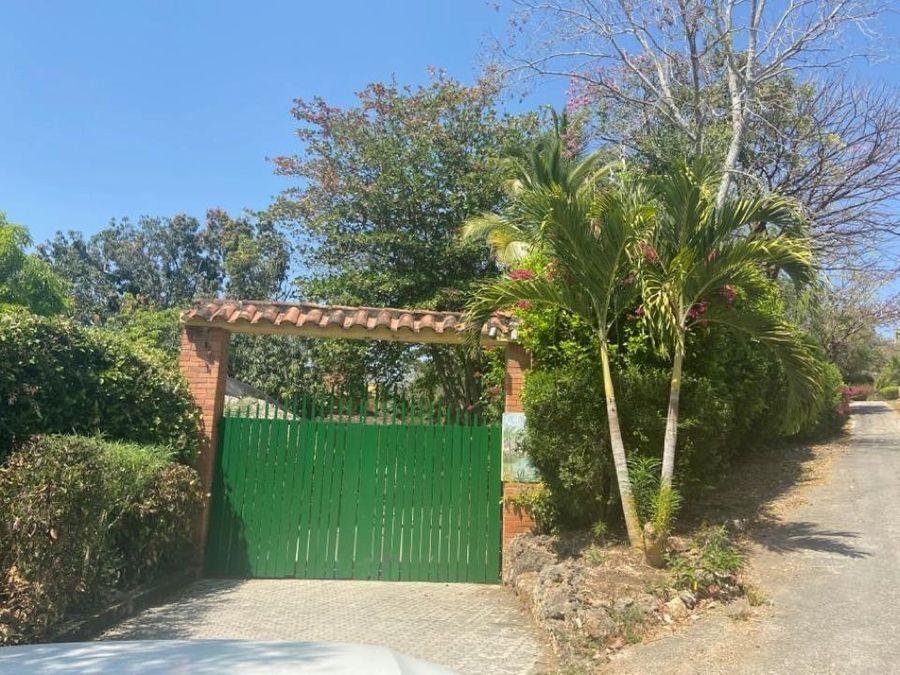 vendo casa campestre en cartagena en turbaco