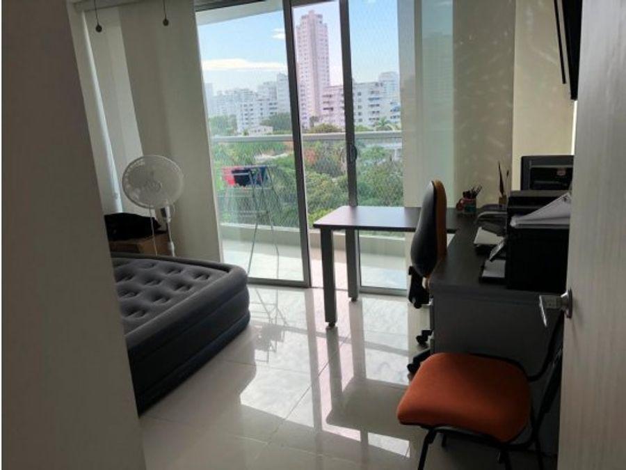 apartamento en manga edificio nova
