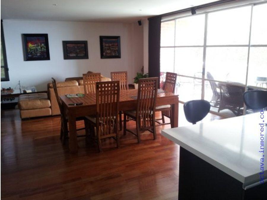 apartamento amplio en venta la calera medellin