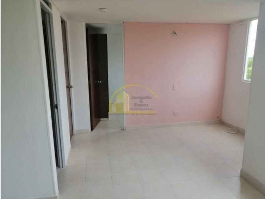 apartamento arriendo condominio parques bolivar