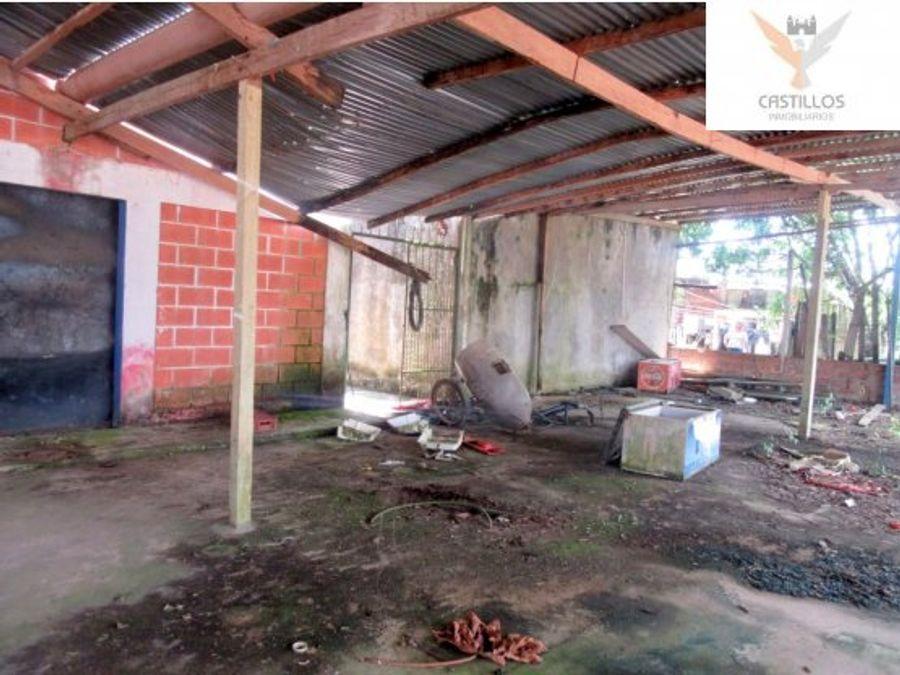 se vende almacenvivienda en yurimaguas loreto