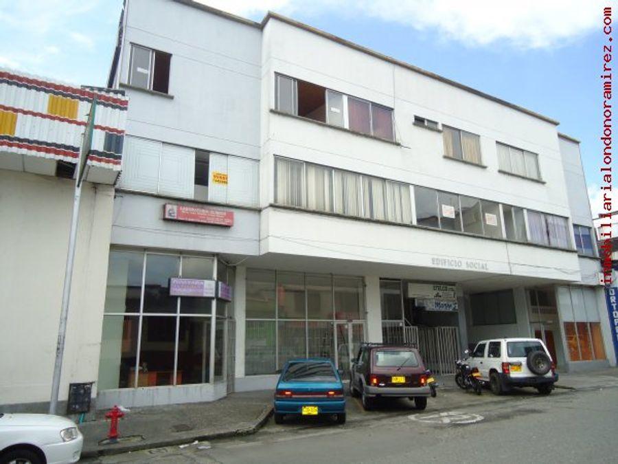 vendo consultorio edificio social