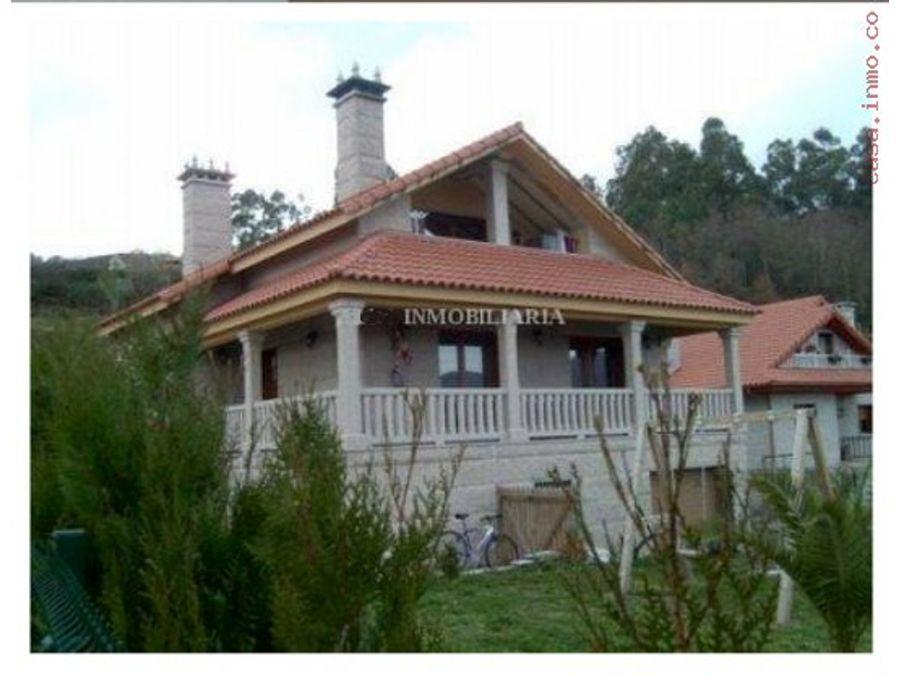 casas en venta mondariz de piedra