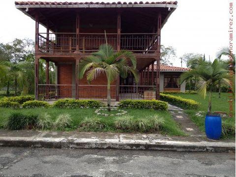 casa campestre condominio la fuente