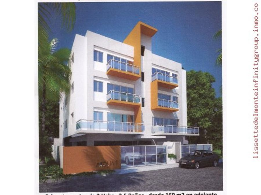los prados proyecto de apartamentos