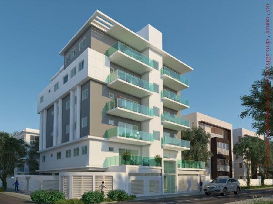 proyecto de apartamento mirador sur