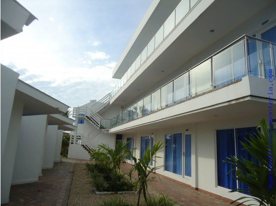 hotel a orilla del mar
