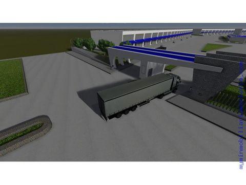 lotes en centro industrial