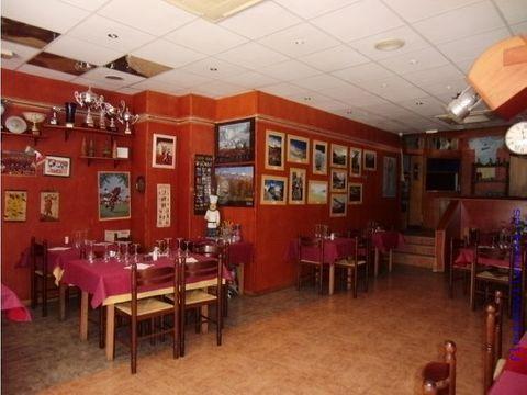 magnifico restaurante en traspaso