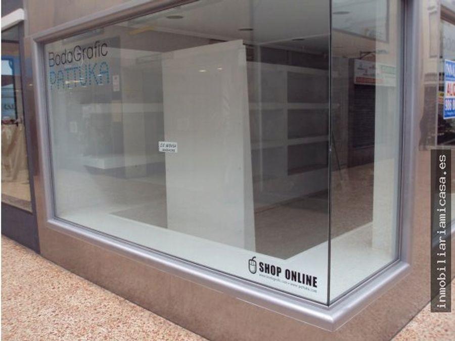 local comercial en galerias