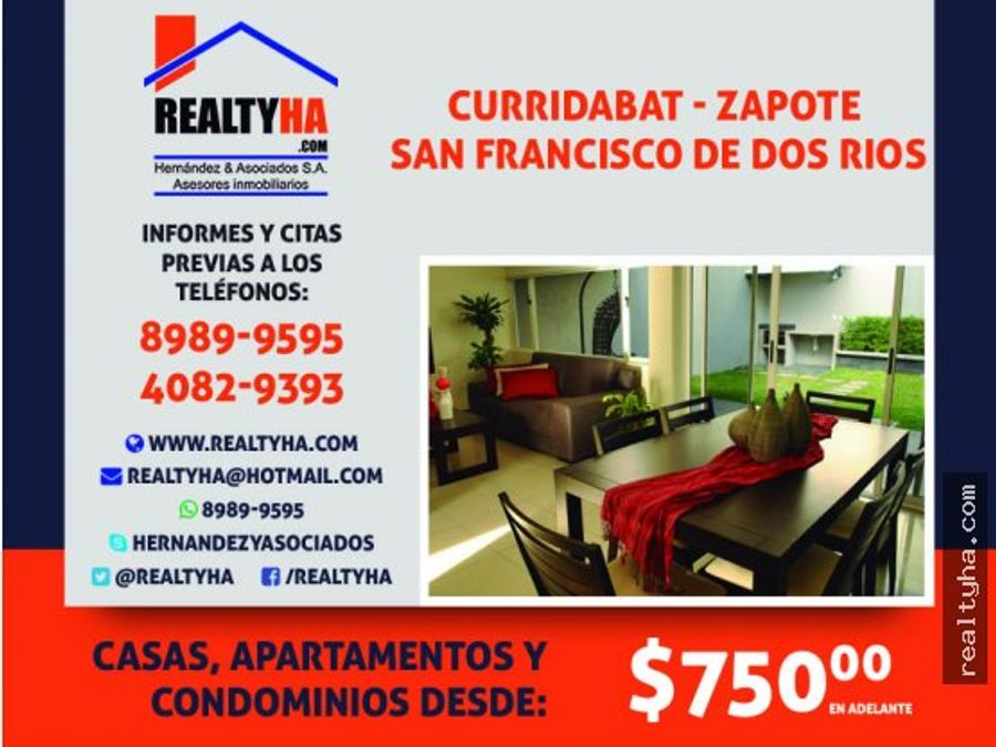 casas condominios y apartamentos lp