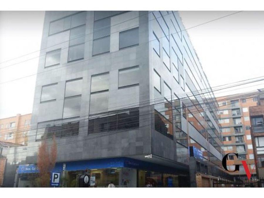 en venta oficinas para inversion en zona comercial de cedritos
