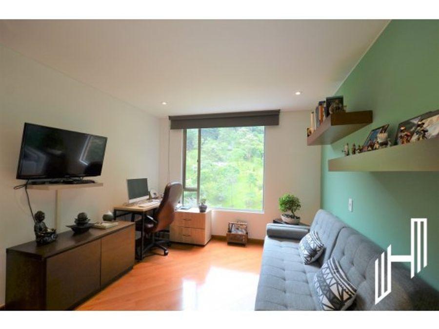apartamento para venta en bosque de pinos