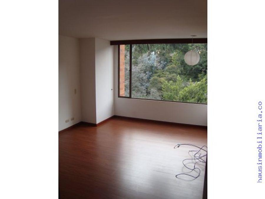 apartamento en cerros de suba