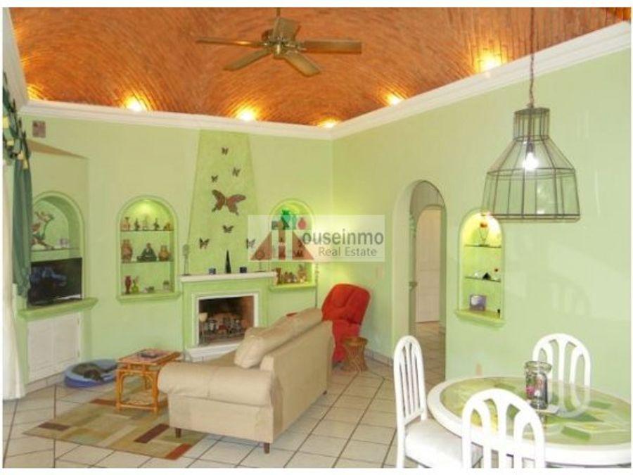 casa en venta ajijic con celdas solares
