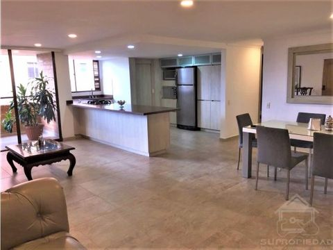 vendo apartamento remodelado la forntera medellin