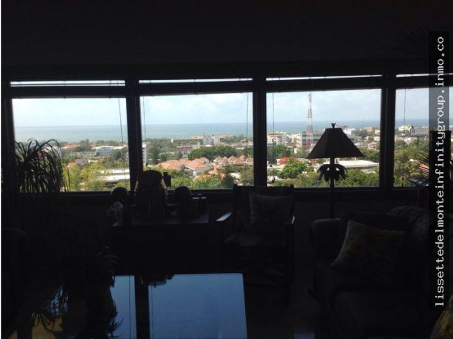 hermoso penthouse en venta la julia