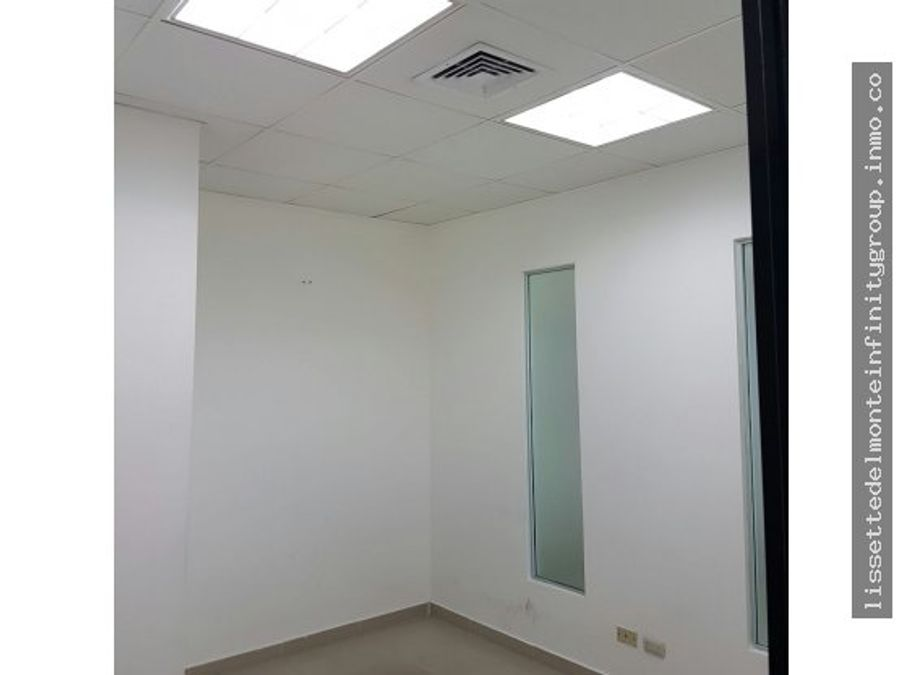 local en torre de oficinas