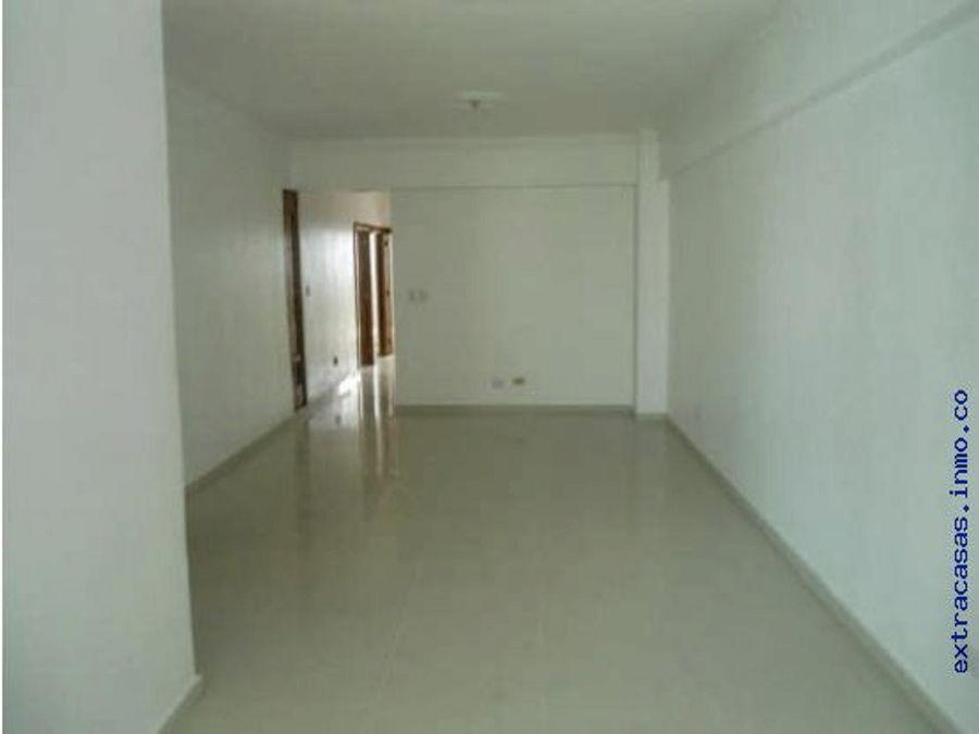 alquiler apartamento en evaristo santo domingo