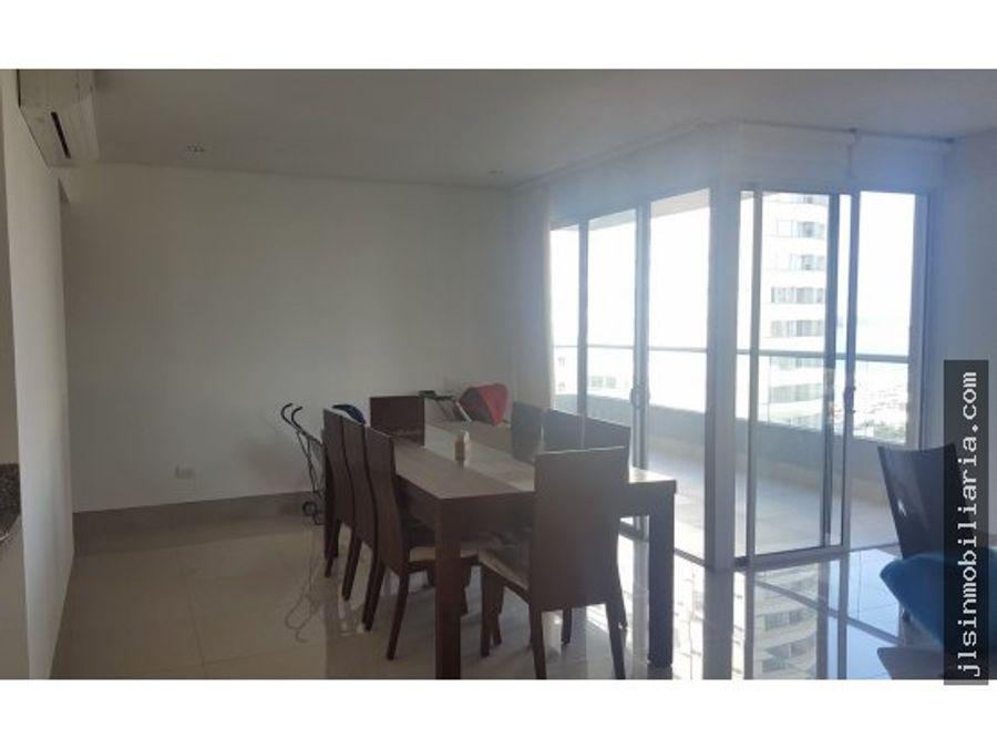 venta de apartamento en el bella vista
