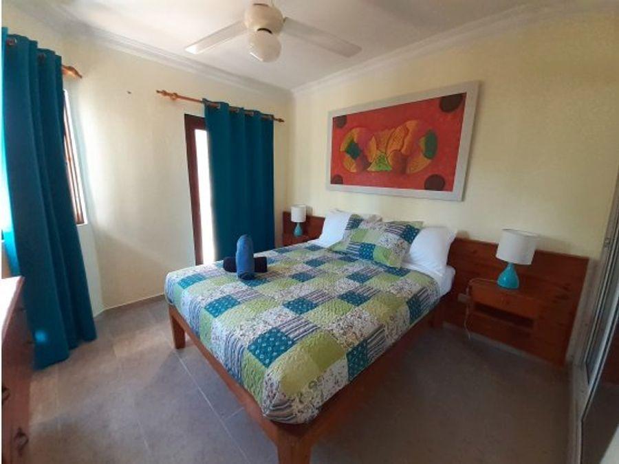 acogedor apartamento en los corales bavaro
