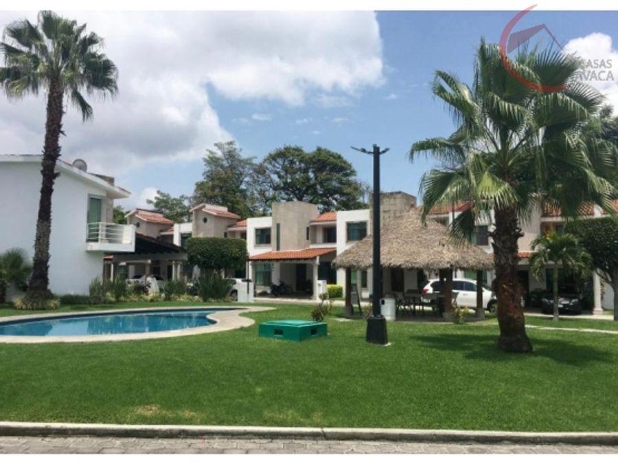 casa en venta en jiutepec los amates