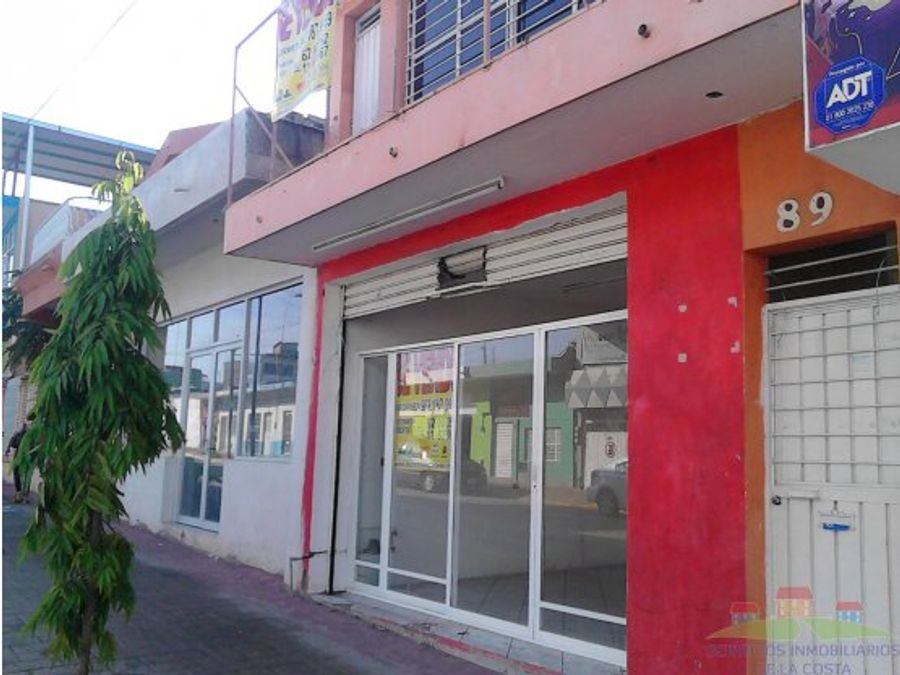 inmueble en venta central norte local o casa