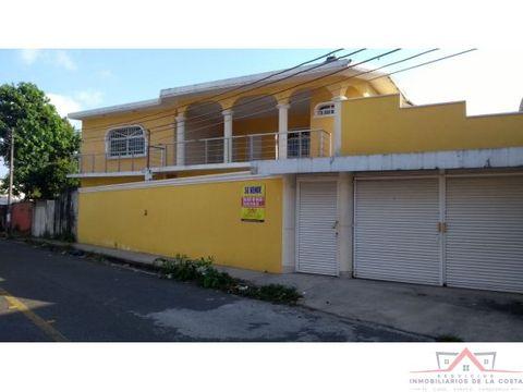 casa en venta en fraccionamiento guadalupe tap