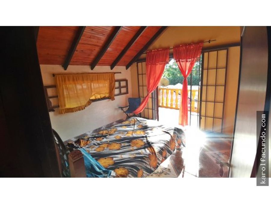casa de descanso rozo