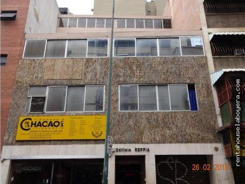 edificio en venta chacao jf6 mls20 9441