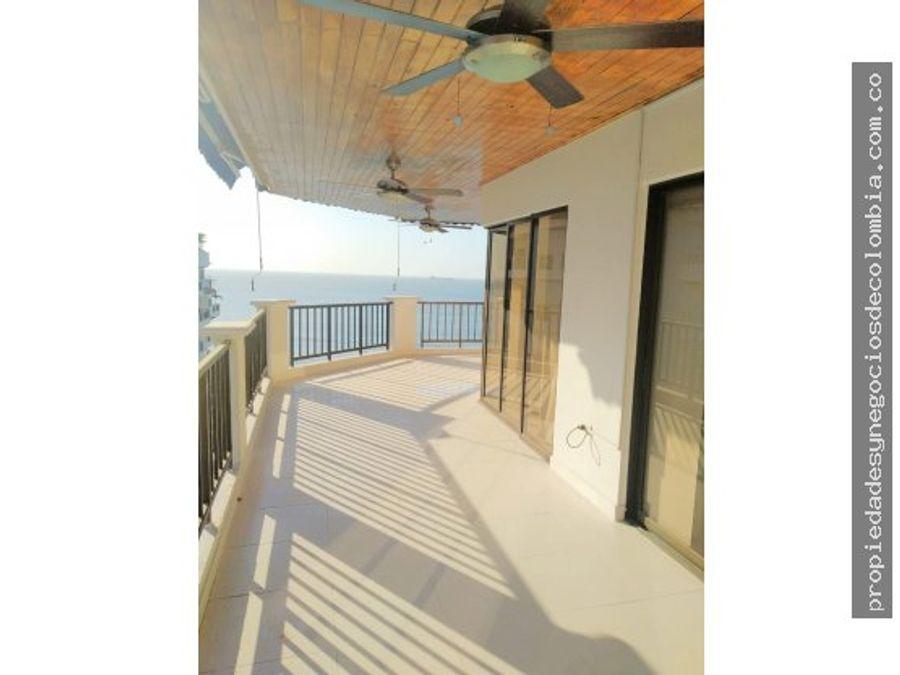 venta de apartamento en resort frente al mar
