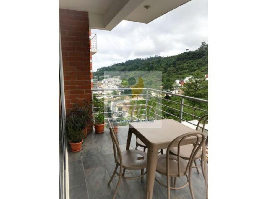 venta apartamento zona 16 guatemala
