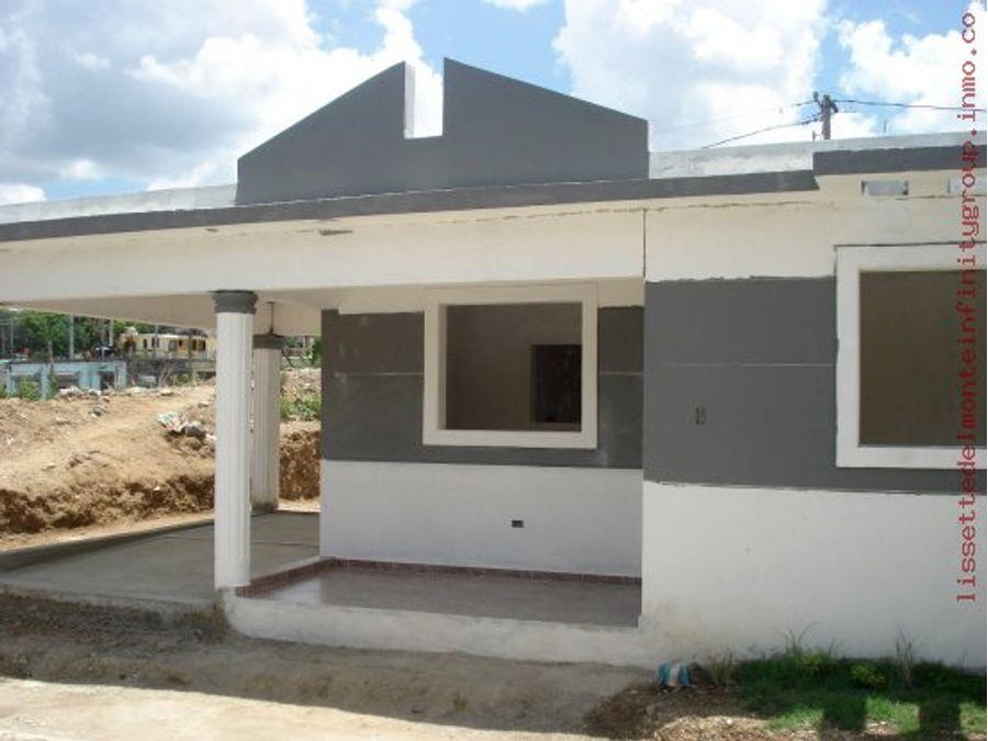 proyecto de casas km 18 aut duarte