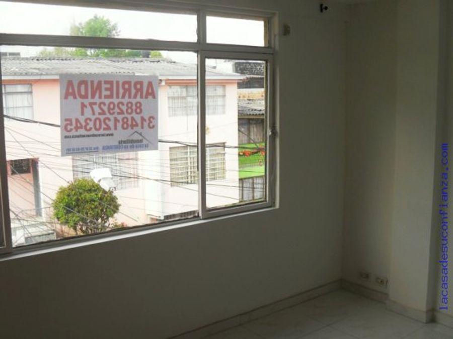 apartamento arrendamiento campo hermoso manizales