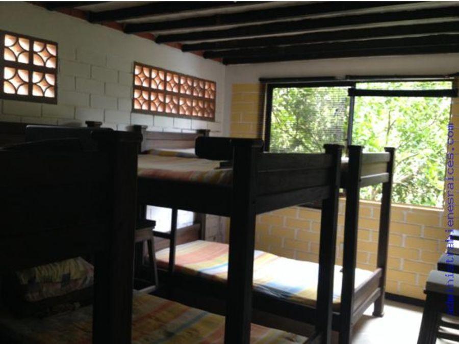 casa campestre santagueda palestina