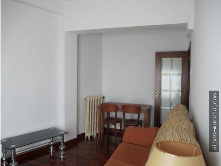 apartamento en plaza circular murcia 2199