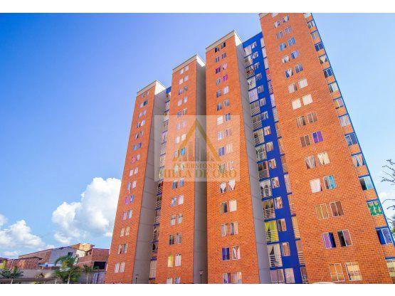 venta apartamento unidad residencial bello