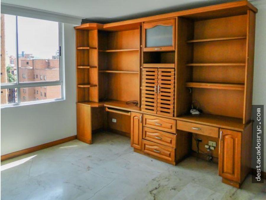 apartamento en venta en laureles medellin
