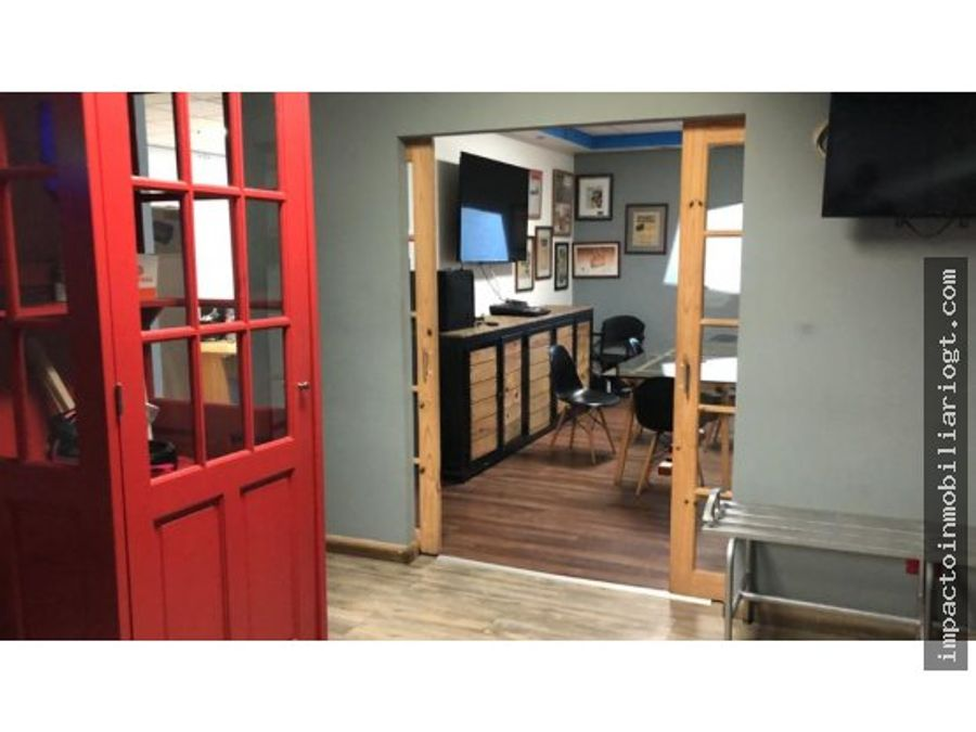 alquiler oficina zona pradera