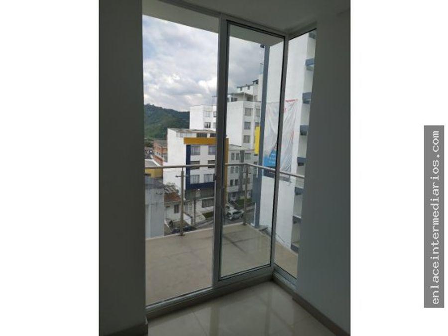 se arrienda apartamento sector av santander