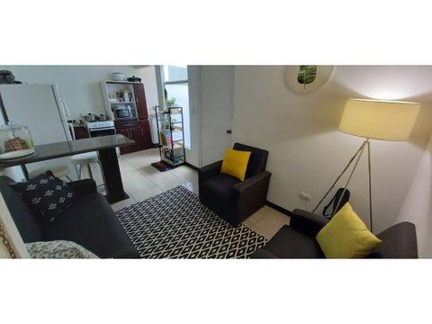 apartamento moderno 1 habitacion sn francisco 180 mil