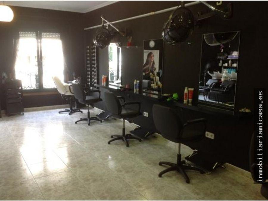 peluqueria centrica funcionando