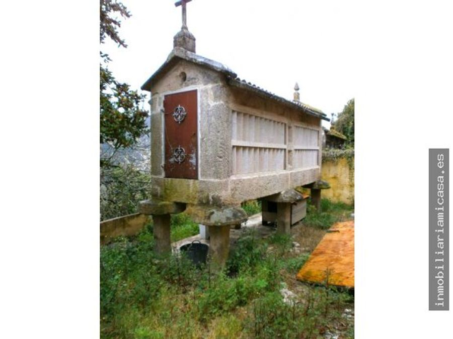 casa rustica en soutomallor