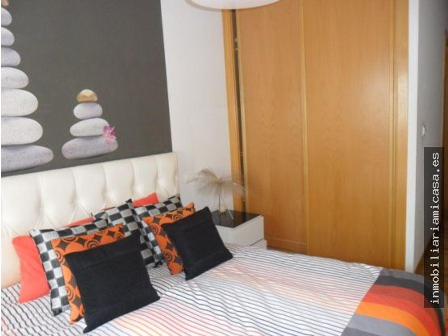 apartamento de 2 dormitorios con garaje