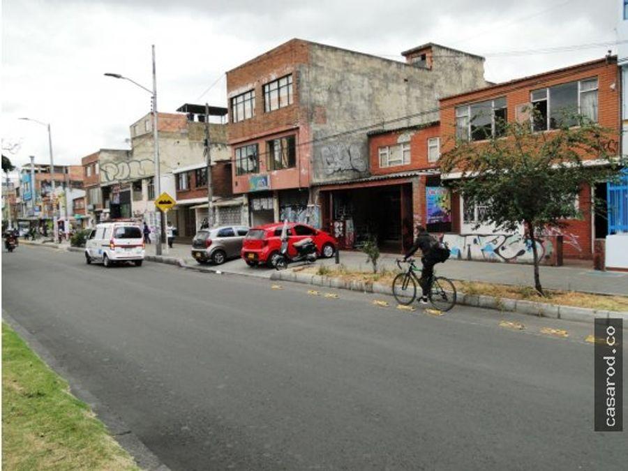 vendo propiedad en kennedy sobre avenida principal