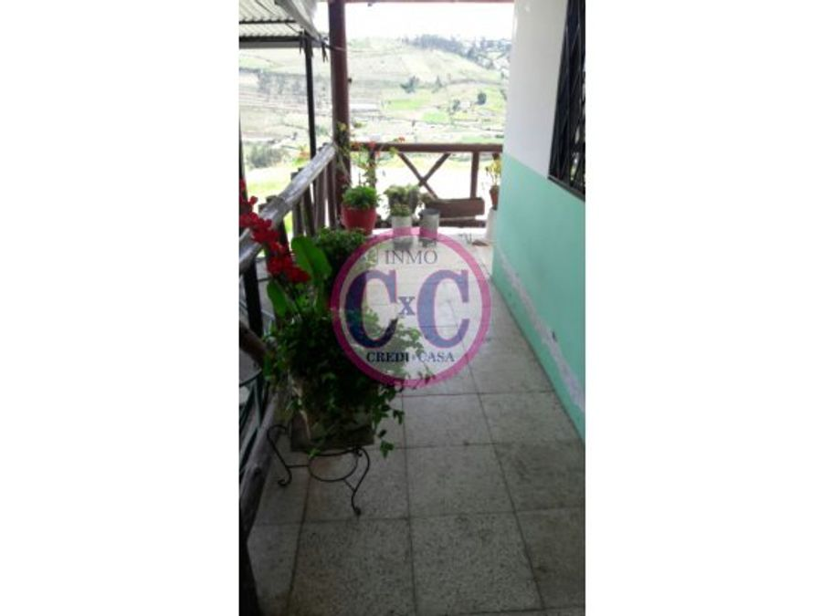 cxc venta terrenocasa chinchiloma exp 8274